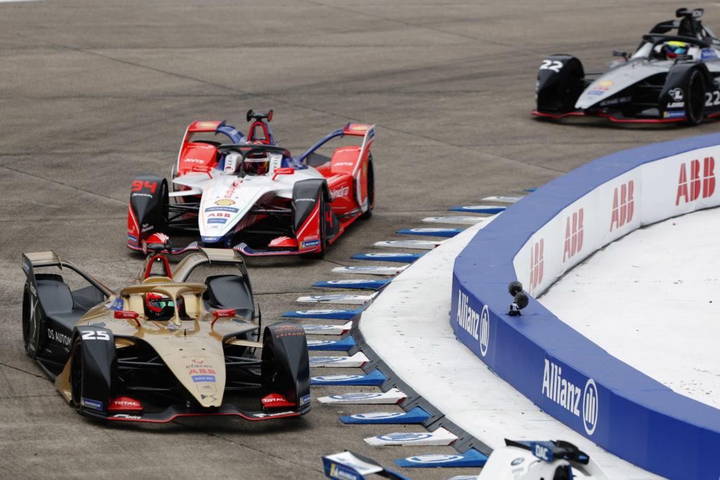 Formule E : Face à Lucas Di Grassi Intouchable à Berlin