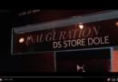 Vidéo : inauguration du DS STORE Dole