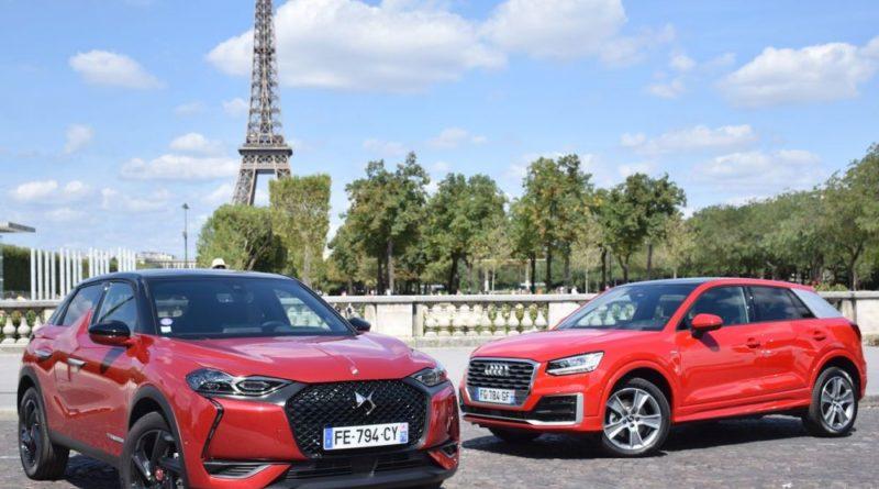 Challenges préfère DS 3 CROSSBACK à l'Audi Q2 !