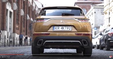 Vidéo : DS 7 CROSSBACK à Cracovie