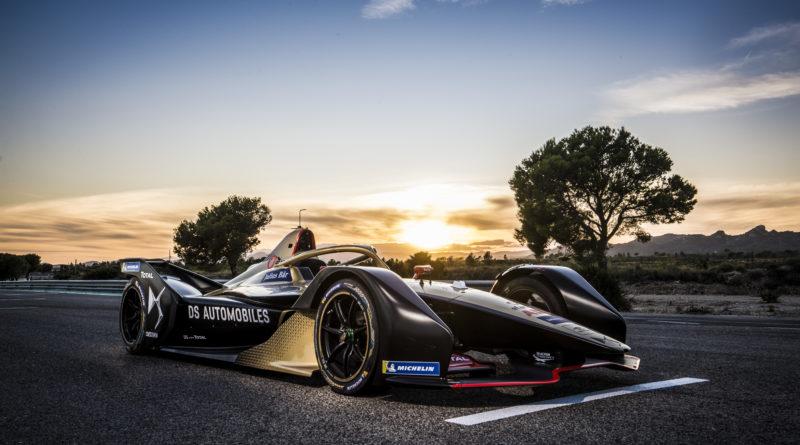 Formule E : voici DS E-TENSE FE20 !