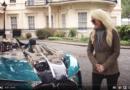 Vidéo : Supercar Blondie au volant de DS X E-TENSE