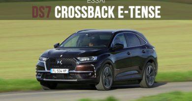 Vidéo : l'essai de DS 7 CROSSBACK E-TENSE par Auto Plus