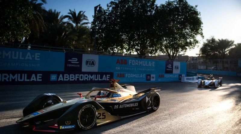 Cinquantième E-Prix de Formule E pour DS Automobiles