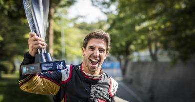 Formule E : Antonio Felix da Costa à un souffle de la victoire à Santiago