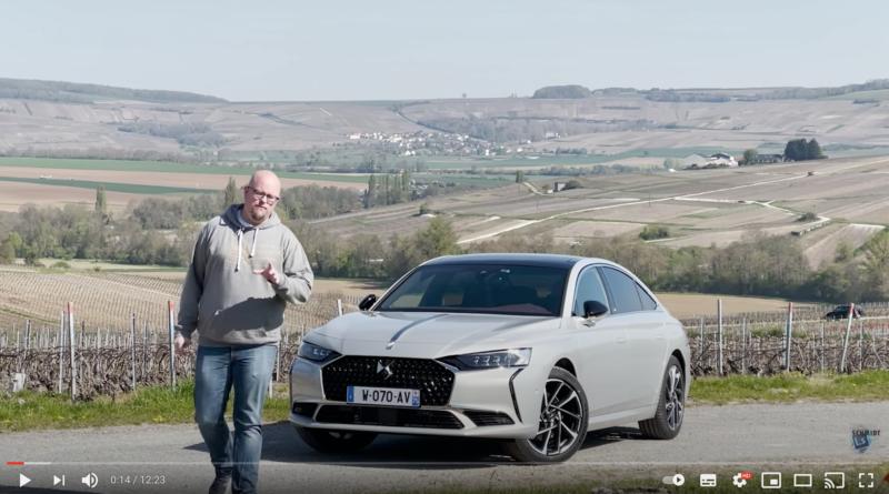 Vidéo : DS 9 à l'essai avec Laurent Schmidt
