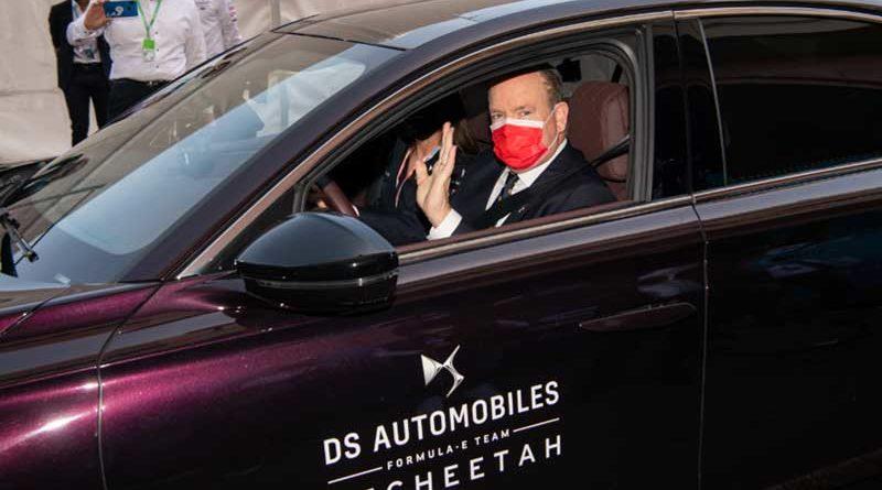 DS Automobiles fait sauter le casino de Monaco !