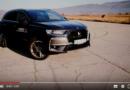 Vidéo : DS 7 CROSSBACK en Bulgarie